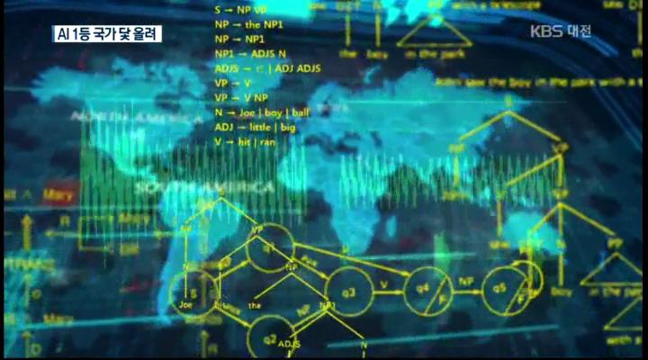AI 주도권 경쟁 치열…ETRI가 핵심 역할